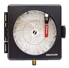Amazon Com Dickson Pw479 Pressure Chart Recorder 0 To 500