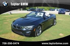 2018 bmw m4. interesting 2018 2018 bmw m4 convertible in evans ga  taylor intended bmw m4