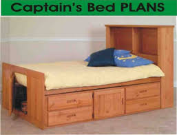 diy twin bed frame with trundle and drawers inspirational beds captain twin captains bed with bookcase
