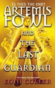 look inside this book artemis fowl and the last guardian by colfer eoin