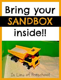 make your own sandbox
