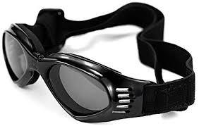 Loggipet <b>Dog</b> Goggles Sunglasses UV Protective <b>Foldable Pet</b> Sun ...