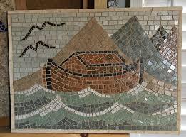 commissioned work on messianic jewish wall art with one new man art mosaic messianic judaism art blessing yeshua jesus
