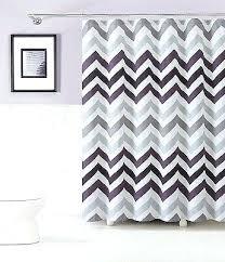 plum shower curtains. Plum Shower Curtains Purple Gray White Chevron Cotton Fabric Curtain Liner Dark A