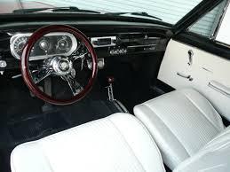 1963 CHEVROLET NOVA SS CUSTOM 2 DOOR HARDTOP - 80989