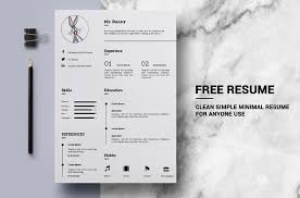 free resume to download 130 new fashion resume cv templates for free download 365 web