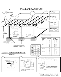 patio cover plans designs. Amazing Patio Cover Plans 1000 Images About Covers On Pinterest Wood Backyard Remodel Pictures Designs A