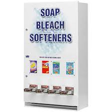 Laundry Vending Machine New Four Column Laundry Soap Vending Machine