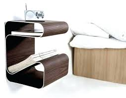 side tables night side table bedroom with brown wood bed and white pillows also exotic