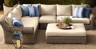 Circular Outdoor Sectional Patio Furniture Patio Sectional Seating