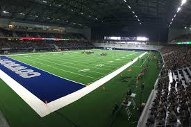 Ford Center Frisco Tx Seating Chart Geico State Champions Bowl Series To Be Played At The Ford