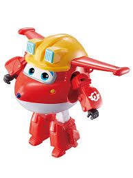 <b>Трансформер Джетт</b> (команда Строителей) <b>Super Wings</b> ...