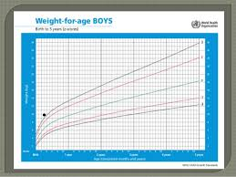 Who Weight Chart Growthcharts