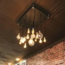 edison pendant lighting. Antique Original Edison Bulbs Pendant Lighting 9658