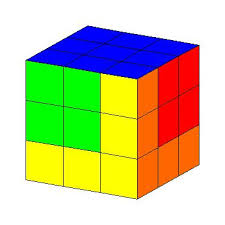 Rubik's Cube Patterns 3x3 Impressive Some Rubik's Cube Patterns