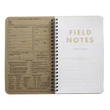Field Note 24Week Planner By Field Notes Little Otsu 3