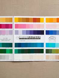 Rk Kona Cotton Solids Color Card