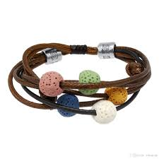 mens white leather bracelets whole pandora leather bracelets