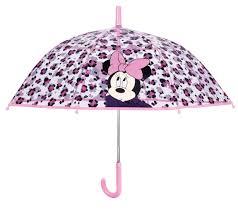 Perletti Umbrella Minnie Mouse 67 X 74 Cm Pink Internet Toys