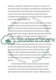 about love an interpretation of multi dimensional views of the topic of love using love essay example