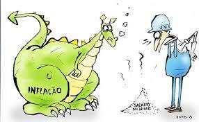 Reajuste do salário mínimo fica abaixo da inflação - Sindicato dos  Bancários de Paranaguá