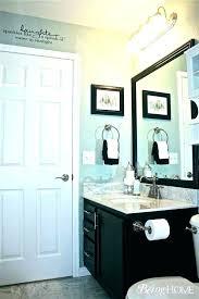 light teal bathroom ideas decor blue and brown decorating winning bl