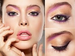 70s eye makeup ideas colorful eyeshadows