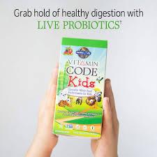garden of life vitamin code kids multivitamin 30 chewable bears