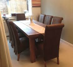 Leather Dining Room Chairs Dining Room On Leather Dining Room - Rustic chairs for dining room