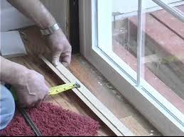 replacing sliding glass doors