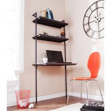 homcom floating wall mount office computer desk. office why wall mounted desks are perfect for small spaces pertaining to desk shelf floating homcom mount computer s