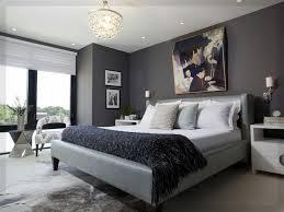 Grau Schlafzimmer Ideen Wanddekoration über Rot Küchen Farbe