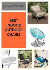 best indoor outdoor chairs