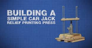 impressions how to build your own printing press at home you