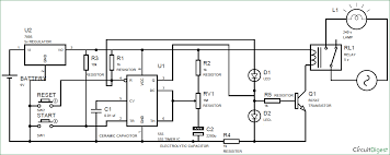 time delay wiring diagram wiring diagrams best simple time delay circuit diagram using 555 timer time delay switch wiring diagram simple time delay