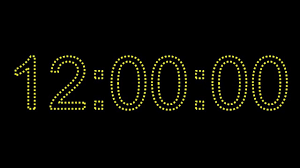 12 Hour Timer 12 Hour Countdown 12 Stunden Countdown Timer 12h timer -  YouTube