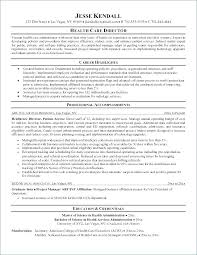 Examples Of Objectives For Resumes In Healthcare Healthcare Resume ...