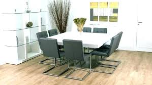 square kitchen table for 8 table and chairs 8 seats round dining table set for 8