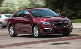 Chevrolet Cruze Reviews | Chevrolet Cruze Price, Photos, and Specs ...