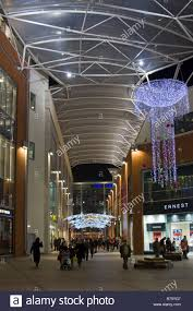 Buckinghamshire Lighting Centre Eden Shopping Centre High Wycombe Bucks Stock Photo
