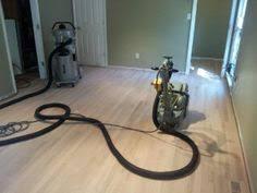 sanding a new red oak floor with the bona dcs vacuum mint hill n c