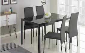 top gumtree set round chairs hygena harveys oval black sets extending room cool small white and