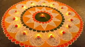 Diwali Rangoli Designs For Competition Award Winning Rangoli Designs Easy Freehand Patterns For