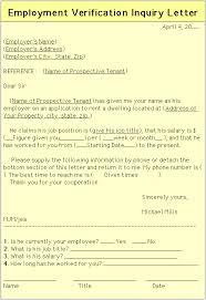 Printable Sample Rental Verification Form Real Estate Forms