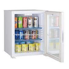 38l mini fridge glass door for hotels