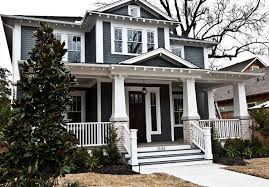 exterior white paintHome Paint Color Ideas with Pictures  Bell Custom Homes