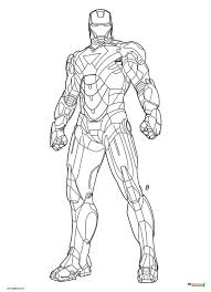 They are free and easy to print. Marvel Superhero Ironman Coloring Page Printable