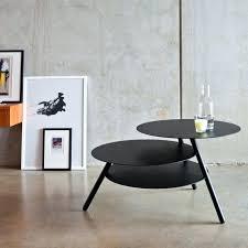 trio coffee table table big trio trio contemporary coffee table
