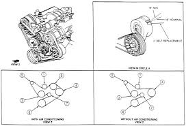 solved diagram for mazda cx7 serpentain belt i changed fixya belt routing diagram 3 0l engines