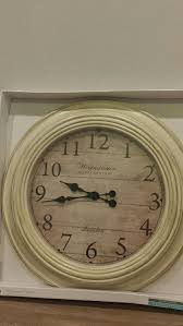 westminster clock company wall clock
